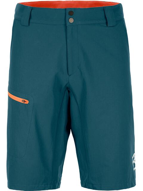 Ortovox M's Pelmo Shorts Mid Aqua